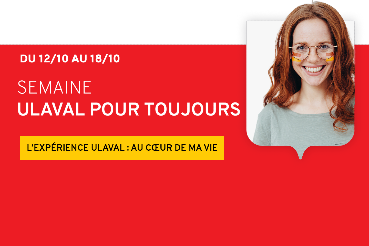 Semaine ULaval pour toujours